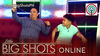Little Big Shots Philippines Online: Benj | Yoyo Kid Wonder
