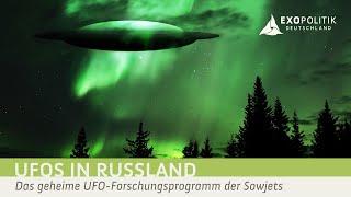 UFOs in Russland - Das geheime UFO-Forschungsprogramm der Sowjets | ExoMagazin