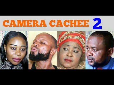 Nouveauté film congolais CAMERA CACHÉE Volume 2 avec Zuma, ebakata, masasi, coquette etc...