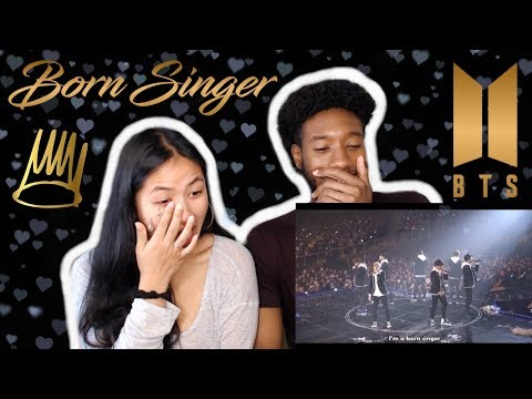 *SHE CRIED... AGAIN* | BTS - BORN SINGER (LIVE PERFORMANCE 2015) | REACTION