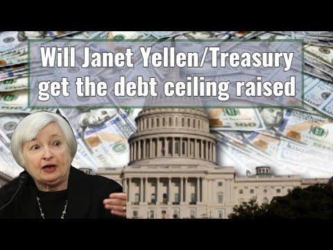 Will Janet Yellen/Treasury get the debt ceiling raised