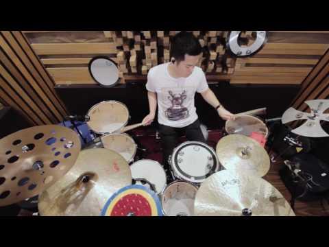 Echa Soemantri -  Pentatonix Christmas Medley (Drum Reinterpretation)