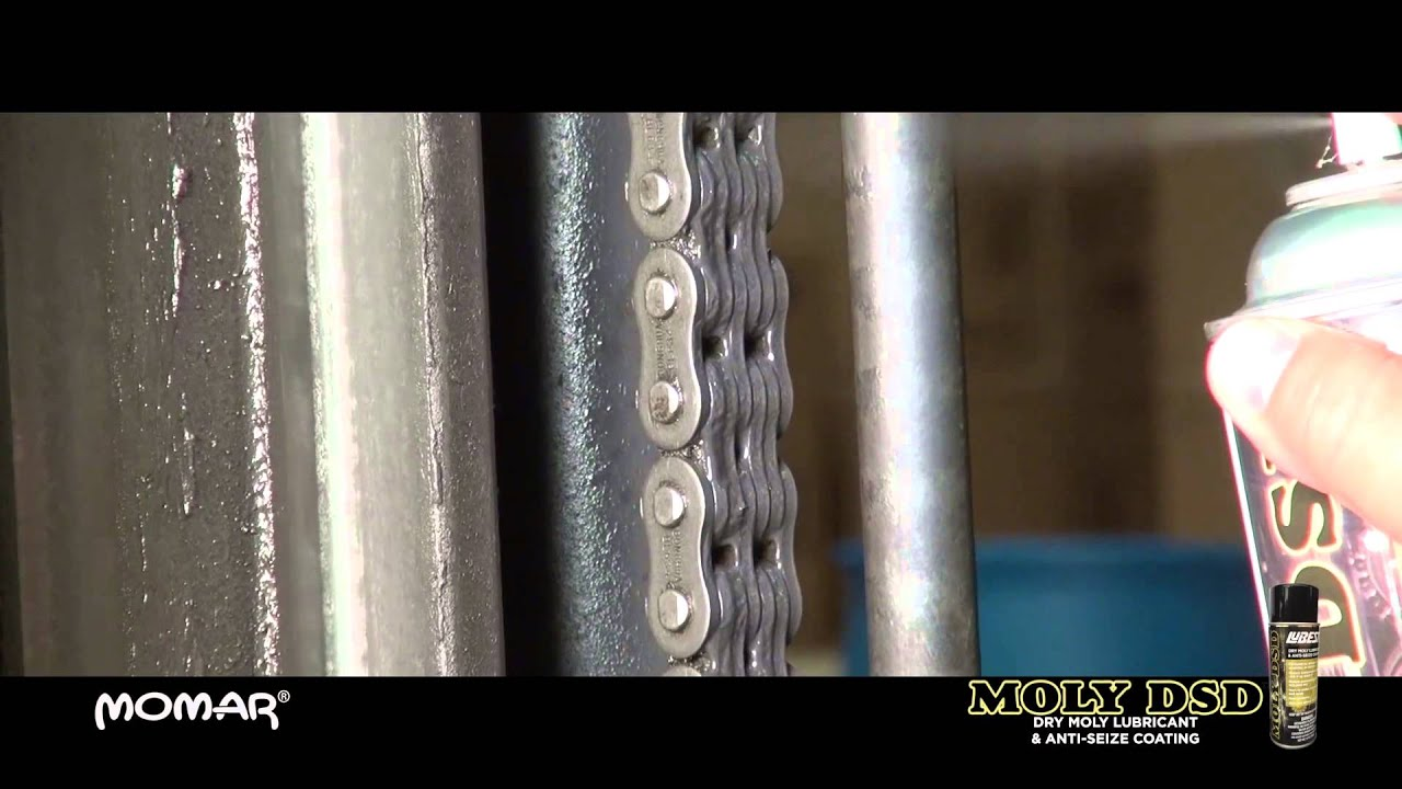 Moly DSD Aerosol - Dry Moly Lubricant and Anti-Seize Coating