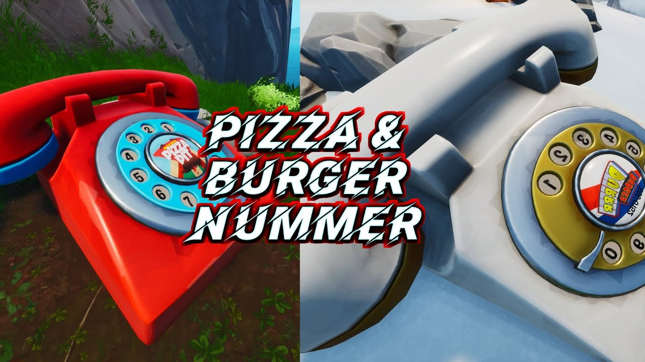 durr burger pizza pit telefonnummer fortnite battle royale deutsch - telefon von pizza pit fortnite