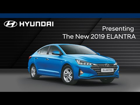 Hyundai | New 2019 ELANTRA | The Highly Advanced Premium Sedan | Official Launch Video