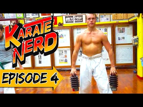 KARATE NERD IN OKINAWA — Jesse Enkamp | Episode 4/8