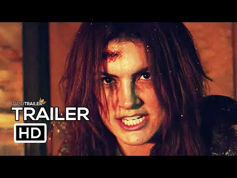 DAUGHTER OF THE WOLF Official Trailer 2019 Gina Carano Action Movie HD