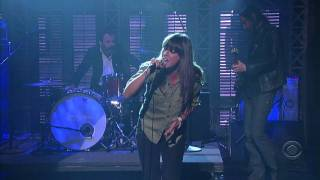 Cat Power - Metal Heart on Letterman
