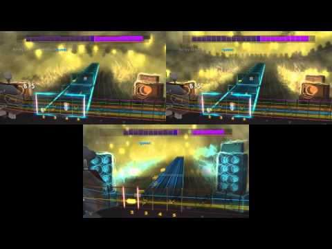 Rocksmith 2014 (The Subways - Rock and Roll Queen) Lead/Rhythm/Bass