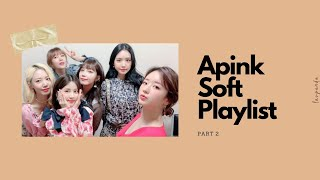 Apink (에이핑크) soft playlist 2