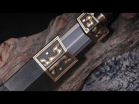 5 Mysterious LEGENDARY Swords From Chinese History
