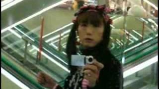 haruna on escalator 稲垣実花 検索動画 29