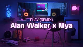 Alan Walker, K-391, Tungevaag, Mangoo - PLAY (Alan Walker x Niya Remix)