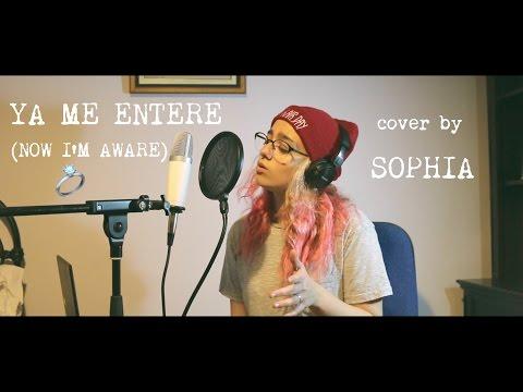 Ya Me Enteré - Reik (English cover by Sophia)