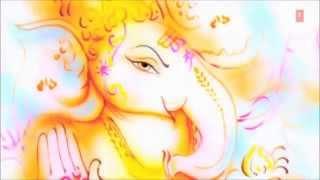 Ganesh Stuti By Anuradha Paudwal [Full Video Song I Shree Durga Saptshati Edited