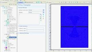 (09) Setting up RF-Physics - COMSOL 4.2 Tutorial