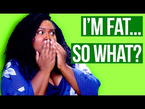 My Fatness is Not Your Problem - Dealing with Fatphobia // Fat and Fly AF | HISSYFIT