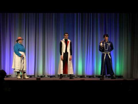 Anime Boston 2012 Cosplay Chess - Part 1 of 2 - 1080p HD from YouTube · Duration:  45 minutes 49 seconds