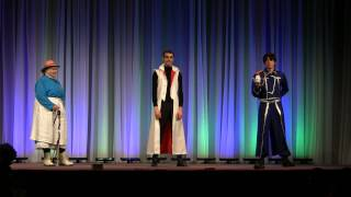 Anime Boston 2014 Deathmatch - Almost Complete - 1080p HD