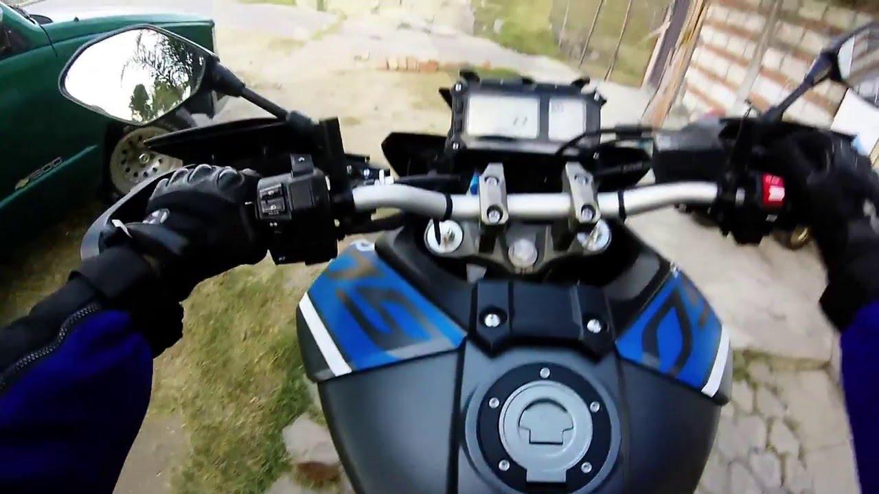 Siempre En La Moto 7 | Los Peludos | Yamaha FJ 09/MT 09 Tracer | Ninja 250  | Honda Cruising