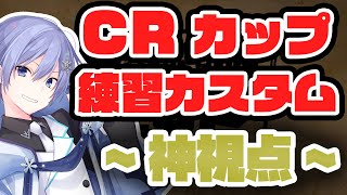 【神視点】第7回CRカップ練習カスタム 2日目【APEX】