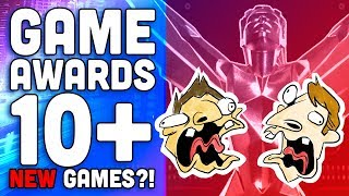 Game Reveal Predictions for Game Awards! - Hot Take