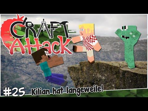 Kilian in troll Action! - Craft Attack #025 mit Schweinefleisch und Fisch