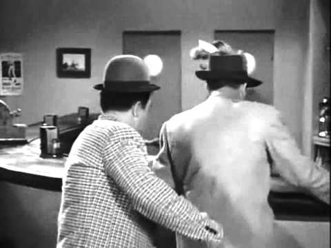 abbott and costello at the restaurant long version