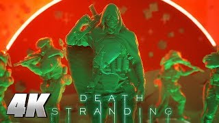 Death Stranding – Official 4K Briefing Trailer | TGS 2019