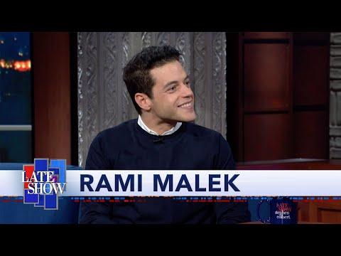 "Rami Malek, After Kissing Daniel Craig: ""Does This Make Me A Bond Girl?"""