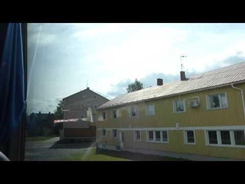 Bus Luleå Haparanda/Tornio