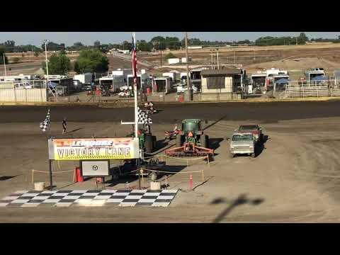Lemoore Raceway 5/11/19 Jr Sprint Qualifying Ty