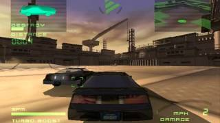 Knight Rider: The Game - Last Knight Standing + Ending