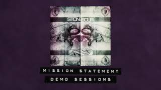 Stone Sour - Mission Statement - Demo Sessions