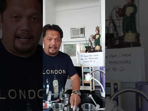 Simple Kangen Water Demo By Mark Cristal 6A4-3