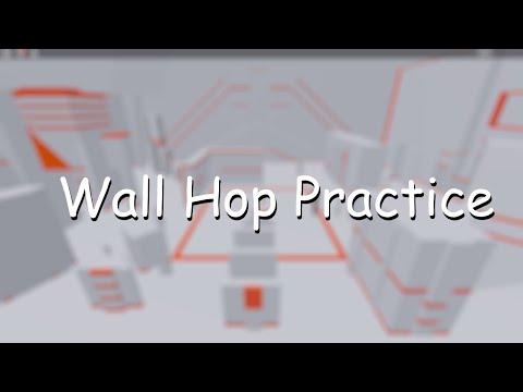 HOW TO GET SKILLED WALLHOPPER IN WALLHOP PRACTICE