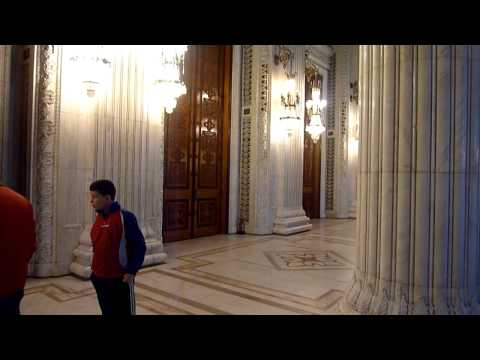 English Tour, Palace of the Parliament, Bucharest