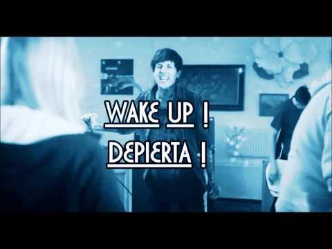 Sleepwalking - Bring me the horizon/Sub Español/English - Lyrics- BLUE SCREEN