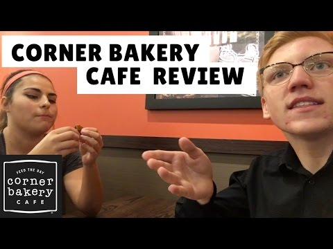 VLOGMAS DAY 5 / CORNER BAKERY CAFE REVIEW