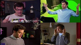 Best of Bill Hader's Voice Acting in Animations