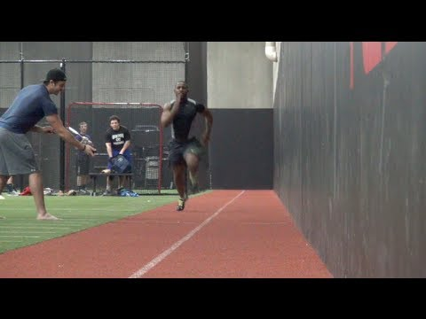 "4.37 ""40 Yard Dash Time"" From A High School Junior"