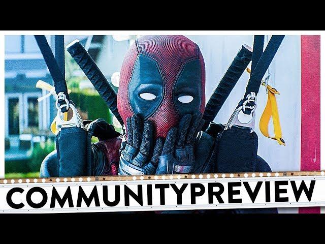 DEADPOOL 2 im SUPER-DUPER Cut | Communitypreview mit Nerdkultur