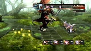 Record of Agarest War 2 086 - Boss Fight VS Neo Dragon Warrior