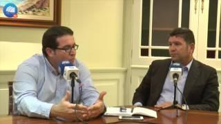 Directo desde el Parlamento de Canarias - David de Vera y Orlando Umpiérrez García