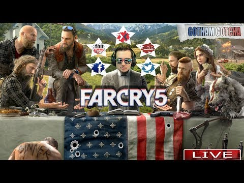 """Far Cry 5: Another day in the land of """"Hope"""""""
