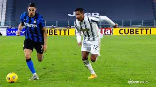 How Did Achraf Hakimi Play Against Juventus?