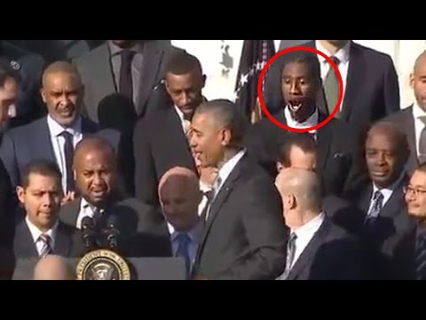 Iman Shumpert Shocked That President Obama