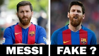 Twins Footballers • REAL or FAKE ?