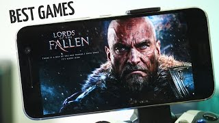 Top 10 Android Games with HIGH GRAPHICS 2017