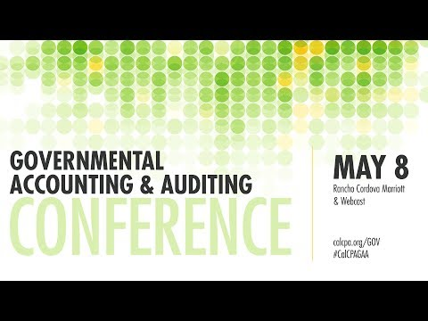 Governmental Accounting and Auditing Conference | 5181266A